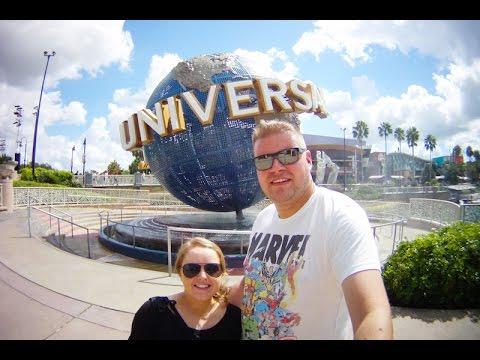 Florida Holiday 2014! Orlando Disney World & Universal Studios!