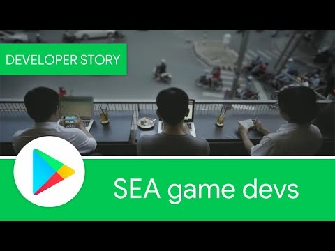 Android Developer Story: Southeast Asian Indie game developers find success on Google Play