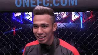 Jordan Boy Post Fight Interview At ONE: Destiny Of Champions
