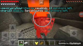 MCPE HUNGER GAMES