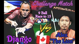 【Pool Live】Super Challenge Match 2019 - Alex Pagulayan vs Francisco Bustamante - 9 ball - Race to 15