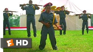 Major Payne (1995) - Hip-Hop March Scene (10/10) | Movieclips
