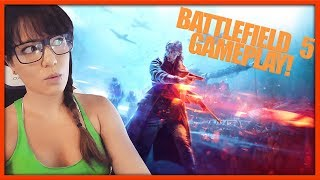 NEW BATTLEFIELD 5 EARLY ACCESS GAMEPLAY FROM E3!