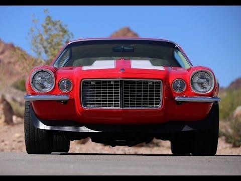 1970 Chevrolet Camaro RS - Test Drive - Viva Las Vegas Autos