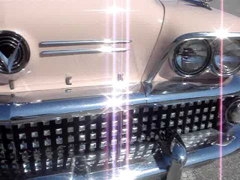 CHROME QUEEN, 1958 BUICK SPECIAL Video