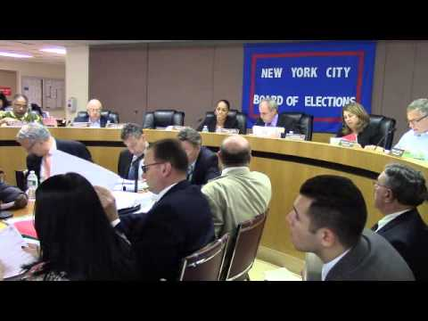 7-29-15 commissioners' hearings Manhattan