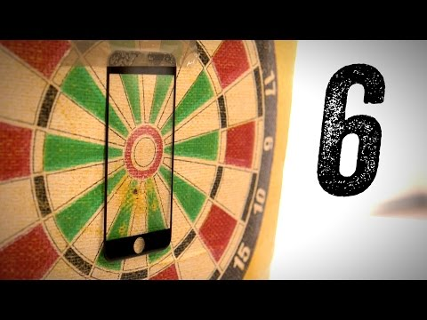 iPhone 6 Sapphire vs Arrow (feat. Joe Rogan)