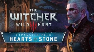 Прохождение The Witcher 3 Wild Hunt Серия 64 DLC Hearts of Stone