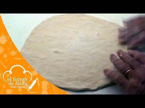 Masa para Pizzas (nueva receta).wmv