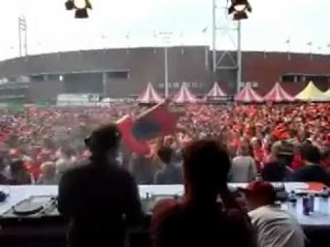 Mightyfools @ Olympisch Stadion, Amsterdam - Queensday 2012
