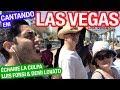 Cantando em LAS VEGAS - Luis Fonsi & Demi Lovato - Échame la Culpa