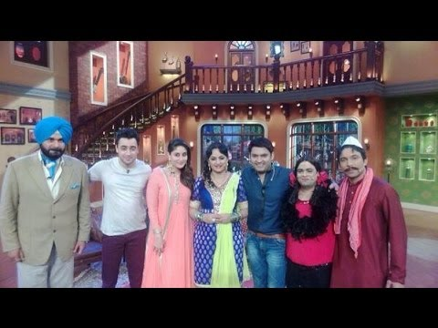 Kareena Kapoor-imran Khan Promote Gori Tere Pyaar Mein On 'comedy Nights With Kapil' video