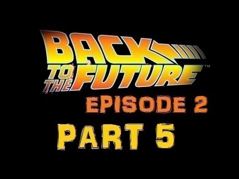Back To The Future PC Playthrough Part 16 - BMJ2008