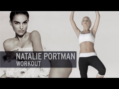 Natalie Portman Workout