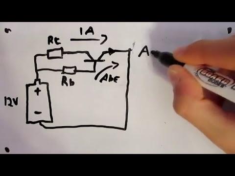 Transistores Bipolar e Reistor de Base
