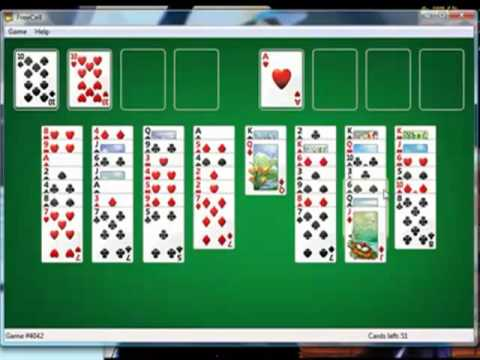 how to play freecell