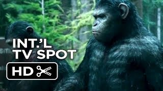 Dawn Of The Planet Of The Apes Extended International TV SPOT - Created A Home (2014) - Movie HD