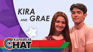 Kapamilya Chat with Kira Balinger and Grae Fernandez for 'Funny Ka, Pare Ko'