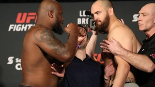 Download Ronda Rousey Boyfriend Travis Browne BEAT DOWN and TROLLED by Derrick Lewis at UFC Fight Night 105 3Gp Mp4