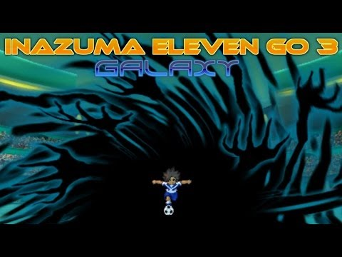 Inazuma Eleven Go 3 Galaxy Walkthrough Episode 9:  True Darkness