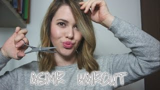 ASMR Frisörbesuch ♡ Tingly Haircut | Whispered Roleplay in German/Deutsch