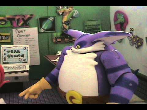 Sonic Stop Motion Adventures: Episode 11: Enter, Chaotix Detective Agency!