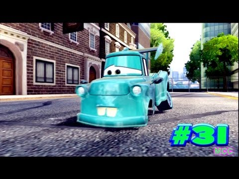 CARS 2 The Game London Invasion as TOKYO MATER Clearance 6 GOLD! By Disney Cars Toy Club
