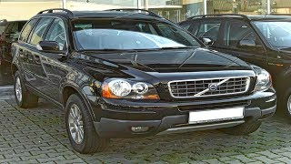 Buying review Volvo XC90 first generation 2002-2014 Common Issues Engines Inspection