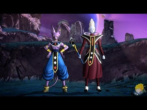 Dragon Ball Z: Battle of Z -   God Of Destruction   (Part 59)【FULL HD】