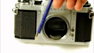 Introduction to the Pentax H3v Features and Operation (Video 2 of 2)