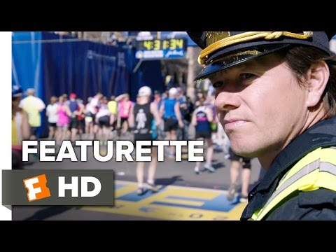 Patriots Day Featurette - Getting it Right (2016) - Mark Wahlberg Movie