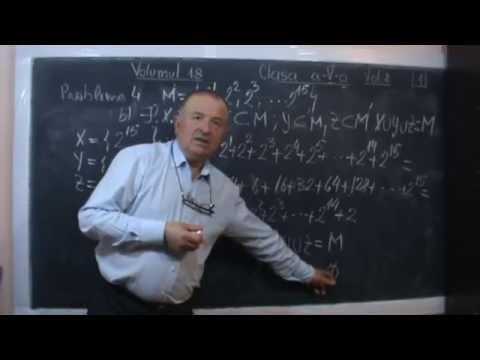 Lectia 132 - Rezolvam subiecte de la olimpiada de matematica cu Proful Online - clasa a 5-a