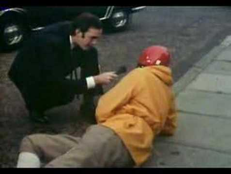 Monty Python - Climbing the North Face of the Uxbridge Road Video