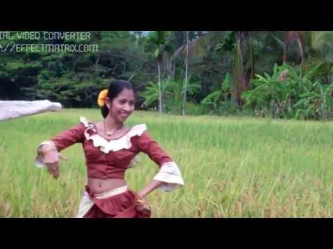Ran Patin Penei Dileela රන් පාටින් පෙනෙයි දිලේයා music video