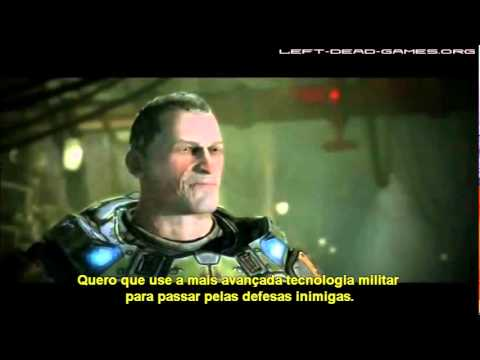 Gears of War Judgment - Trailer E3 2012 Legendado