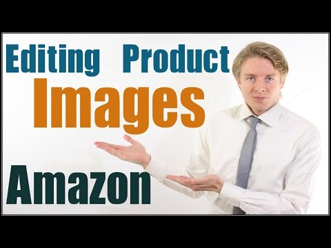 Editing Product Images for Amazon