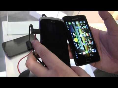 HTC One S Vs Samsung Galaxy SII