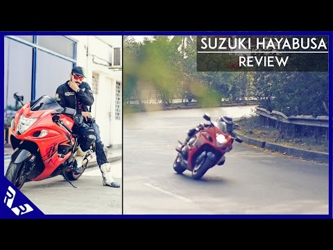 Suzuki Hayabusa Review   Ownership Experience   RWR