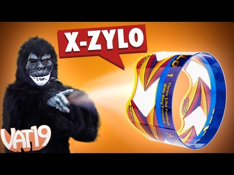 Throw the X-Zylo 600+ feet!