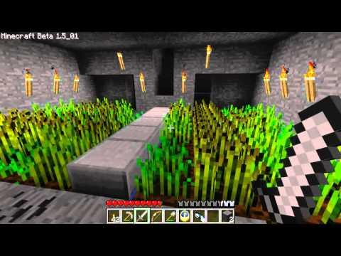 Minecraft - Les MDM : MultiMod 7 Le commencement d'une maison