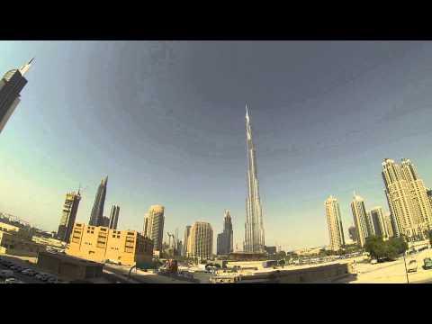 #ParavionLIVE. Priveliştea de la Hotel Taj Dubai, Dubai (1)