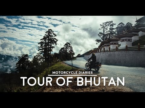 Motorcycle Diaries : Tour of #Bhutan Finale : PowerDrift