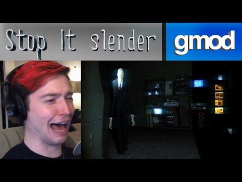 Stop it slender! - Episode 1 // Gmod