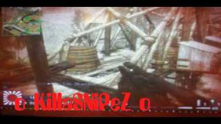 "First sniper montage Call Of Duty World At War ""Never Wanted To Own"""