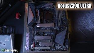 Aorus Z390 Ultra | Unboxing de, ¿la mejor placa base calidad precio?