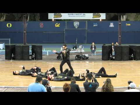 Poreotics Performance @ Break LA x Battle Royale 2013 - UCLA