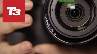 Sony Cybershot HX400 hands-on