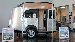 Airstream Basecamp Walkthrough | Small Travel Trailer
