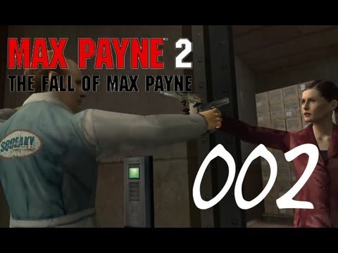 Let's Play Max Payne 2 #002 [Deutsch] [HD] - Mona Sax