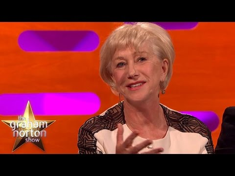 Helen Mirren Says Alan Rickman Would Be Proud Of His Final Film - The Graham Norton Show